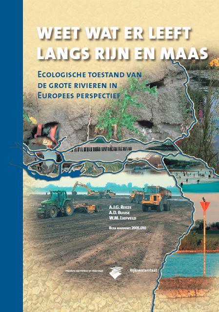 Ecologische toestand van de grote rivieren in Europees perspectief