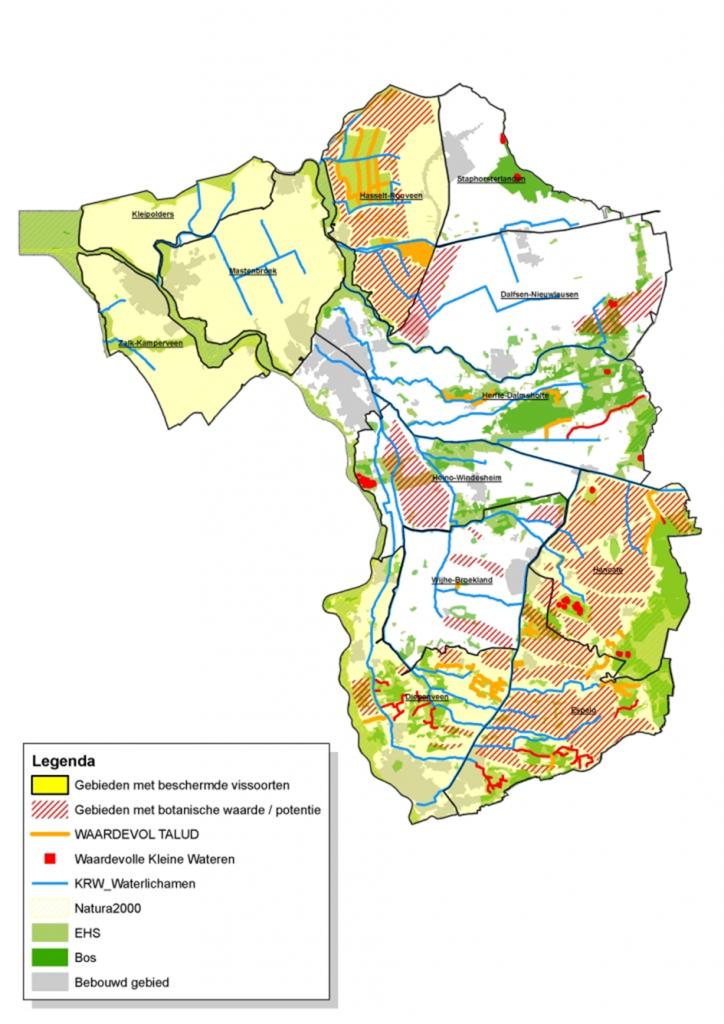 Ecologische ambitie maaionderhoud