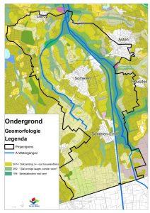 Geomorfologie Aadal-Zuid
